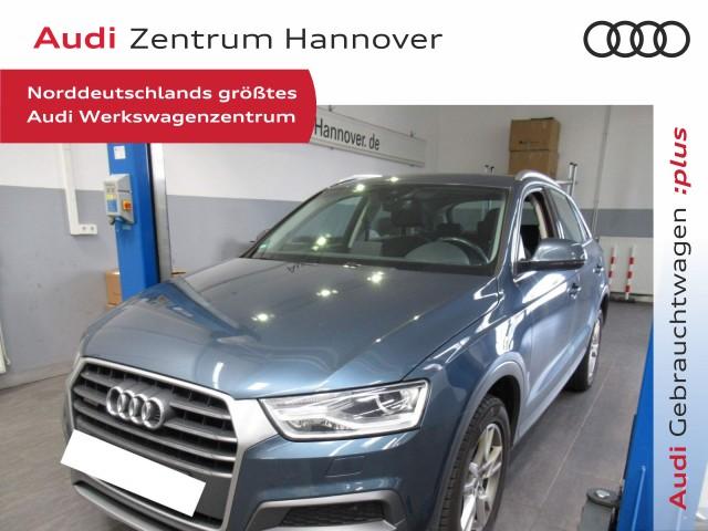 Audi Q3 2.0 TDI AHK Navi Xenon PDC, Jahr 2017, Diesel