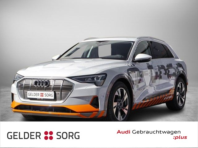 Audi E-tron 55 quattro *Standklima*MMI-Navi-Plus*DAB*, Jahr 2019, electric