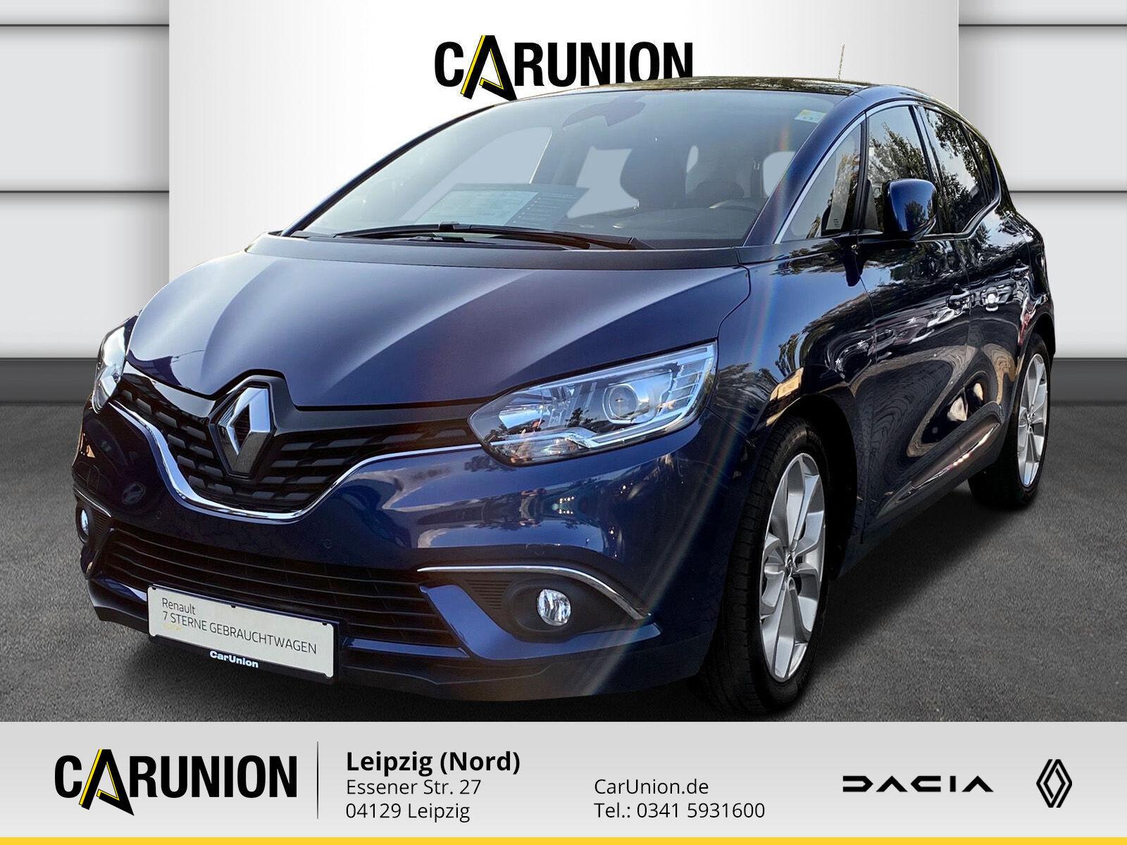 Renault Scenic Experience TCE 115 Navi,Klimaauto., Jahr 2017, Benzin