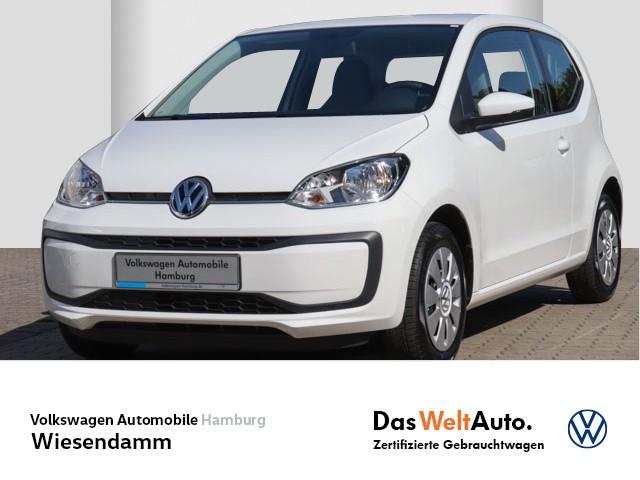 Volkswagen up! 1.0 move up! Klimaanlage Servo ZV, Jahr 2018, Benzin