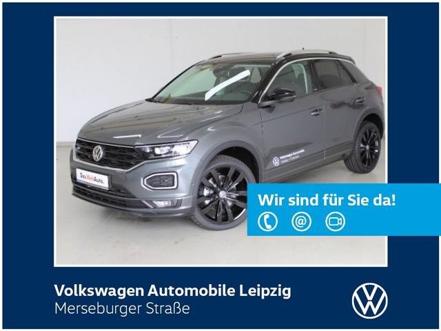 Volkswagen T-Roc 2.0 TDI United R-Line*ACC*DSG*LED*, Jahr 2020, Diesel