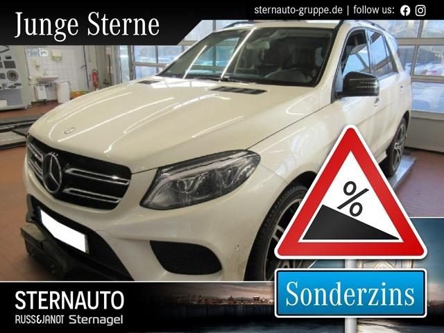 Mercedes-Benz GLE 450 AMG Sonderzins, Jahr 2016, Benzin