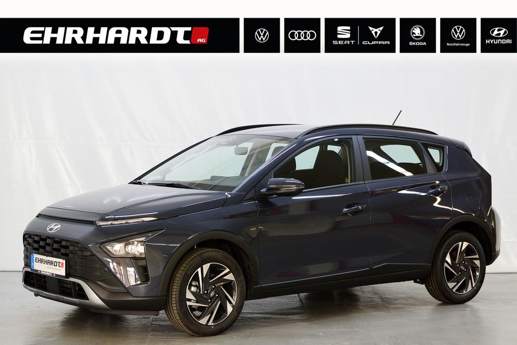 Hyundai BAYON 1.0 T-GDI Select ,Winterpaket *LED*NAVI*KLIMA*, Jahr 2021, Benzin