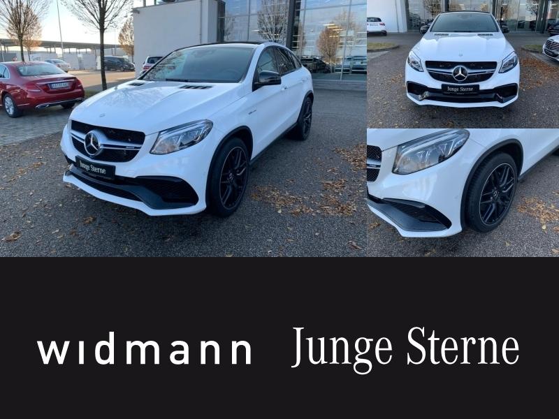 Mercedes-Benz GLE 63 AMG 4M *Comand*Sitzklima*Pano*360-Kamera*, Jahr 2016, petrol