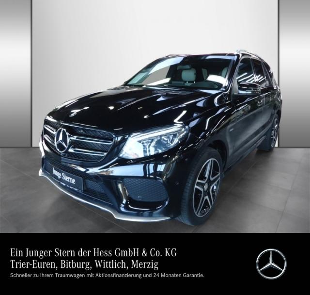 Mercedes-Benz GLE 450 AMG 4M Harman+Comand+Pano.-Dach+360°+LED, Jahr 2016, Benzin