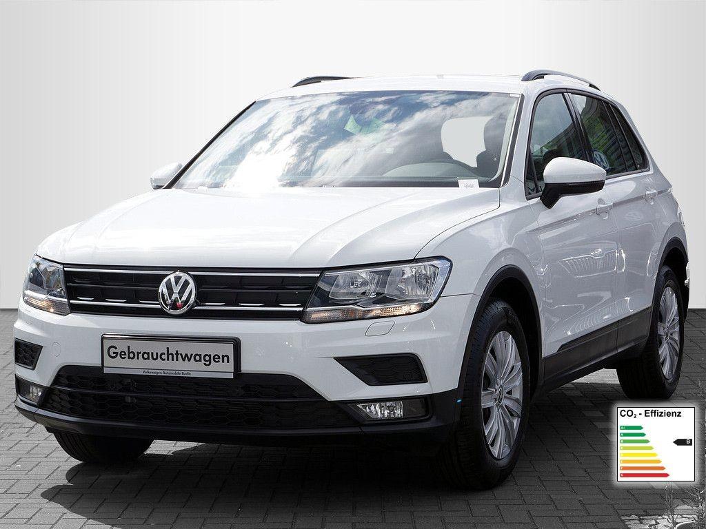 Volkswagen Tiguan 1.5TSI Trendline NAVI PDC SHZ, Jahr 2020, Benzin