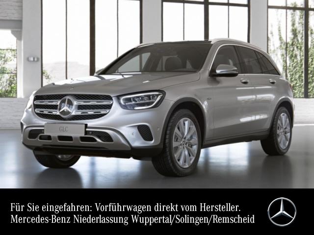 Mercedes-Benz GLC 300 e 4M Pano+AHK+LED+Kamera+Spur+Totw+Keyless, Jahr 2021, Hybrid