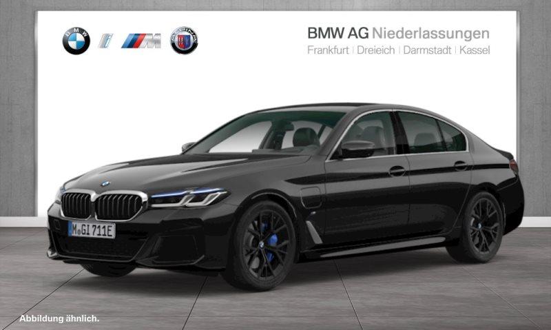 BMW 530e iPerformance Limousine M Sportpaket Head-Up Alarm, Jahr 2020, Hybrid