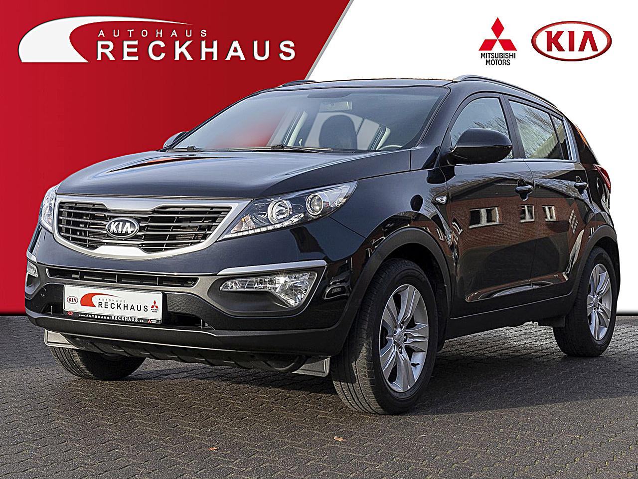 Kia Sportage (SL)(2010->), Jahr 2013, Benzin