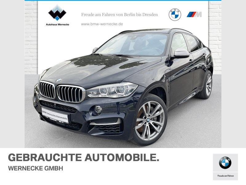 BMW X6 M50d M Sportpaket Night Vision Head-Up DAB, Jahr 2018, Diesel
