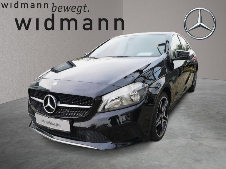 Mercedes-Benz A 180 *Style*Navigation*Klimaanlage*Sitzheizung*, Jahr 2015, Benzin