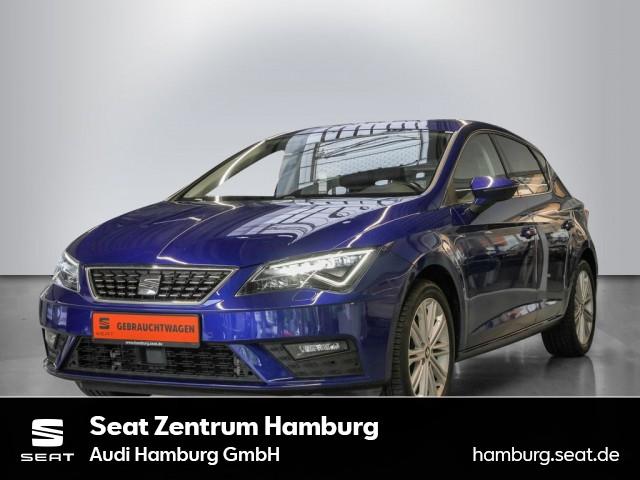 Seat Leon 1,4 TSI ACT Xcellence 6-Gang NAVI LED AHK, Jahr 2017, Benzin