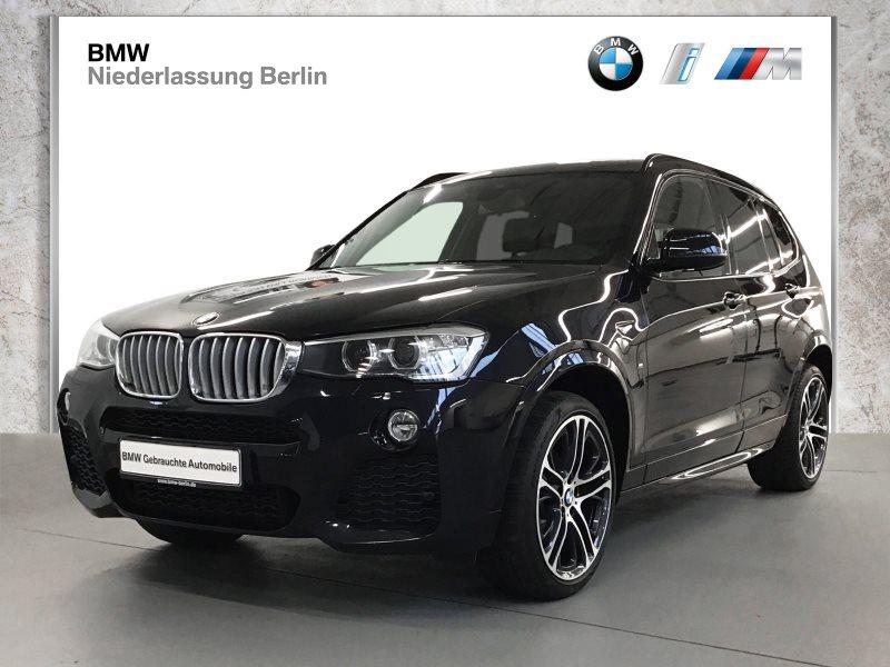 BMW X3 xDrive30d EU6 Aut. M Sport Xen. NaviProf. GSD, Jahr 2017, Diesel