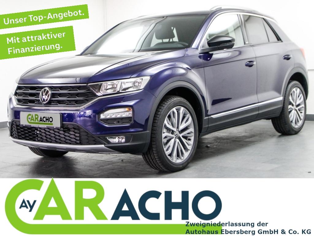 Volkswagen T-Roc UNITED 1.0 TSI 5JGar ACC plus LM18 8fach, Jahr 2020, Benzin