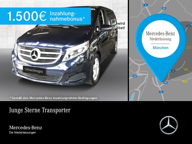 Mercedes-Benz V 220 CDI EDITION Kompakt Sport-P. Kamera Navi, Jahr 2015, Diesel