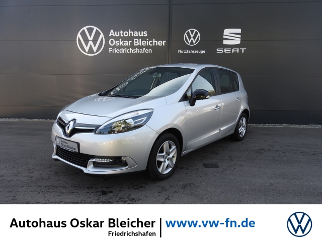 Renault Scenic III Limited 1.5 dCi 110 FAP Klimaanl. Parks. ISOFIX, Jahr 2015, Diesel