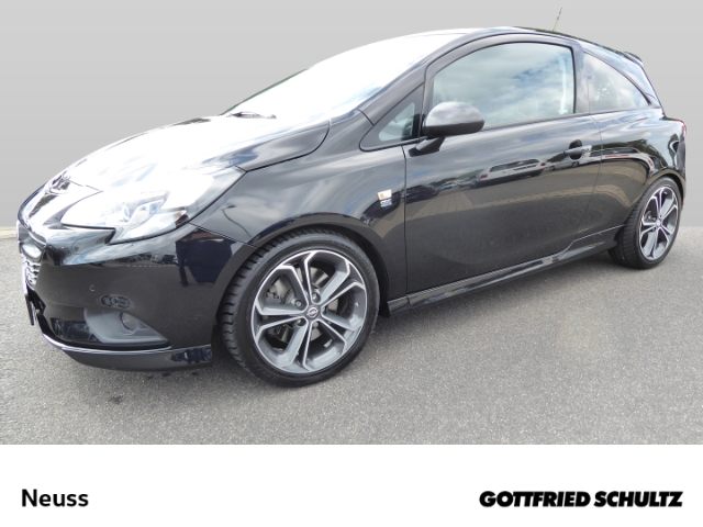 Opel Corsa 1.4T BI-XENON PDCvo.&hi. KLIMA RECAROSITZ ONSTAR S eco Flex, Jahr 2018, Benzin