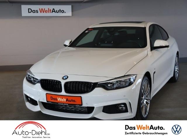 BMW 435d Coupé xDrive M Sport, Jahr 2019, Diesel