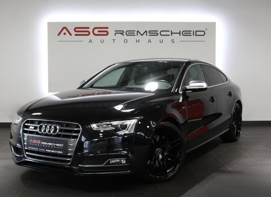 Audi S5 Sportback q. *B&O *Sthzg *DCC *Kamera *20''*, Jahr 2014, Benzin