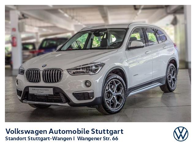 BMW X1 xDrive 25d xLine Automatik Navi GRA Bluetooth, Jahr 2015, Diesel