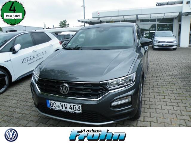 Volkswagen T-Roc UNITED 1.5 l TSI OPF 110 kW (150 PS) 6-Gang, Jahr 2020, Benzin