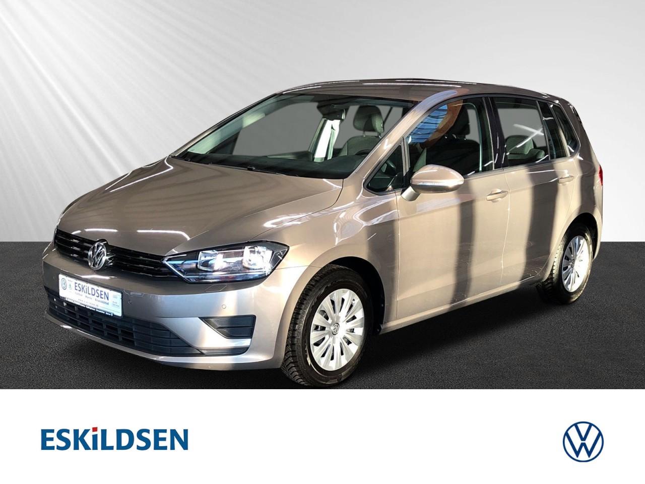 Volkswagen Golf Sportsvan Trendline 1.2 TSI Klima, Jahr 2014, Benzin