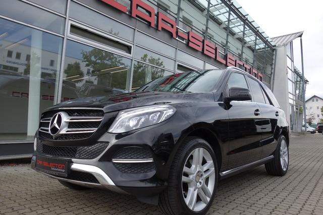 Mercedes-Benz GLE 350 d 4Matic SPORTPAKET 360°/AHK/STDHZG/SD/I, Jahr 2016, Diesel