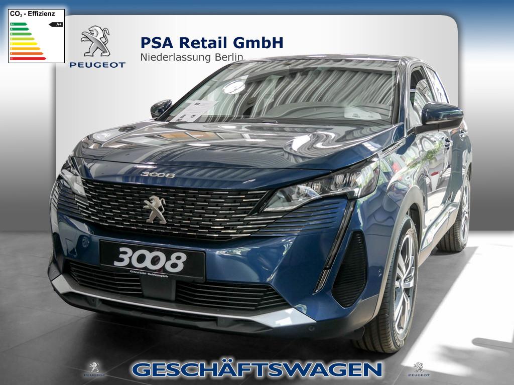 Peugeot 3008 BlueHDi 130, Jahr 2021, Diesel