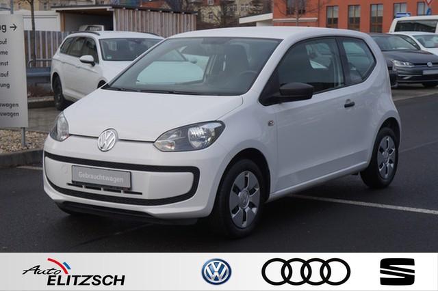 Volkswagen up! 1.0 take up!, Jahr 2014, Benzin