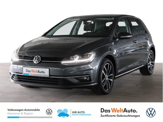 Volkswagen Golf VII 1.5 TSI DSG Join Navi Schiebedach LED ACC, Jahr 2018, Benzin