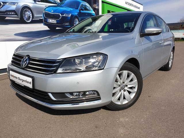 Volkswagen Passat Limo 1.4 TSI DSG STANDHEIZUNG, KLIMA, SHZ, Jahr 2014, Benzin