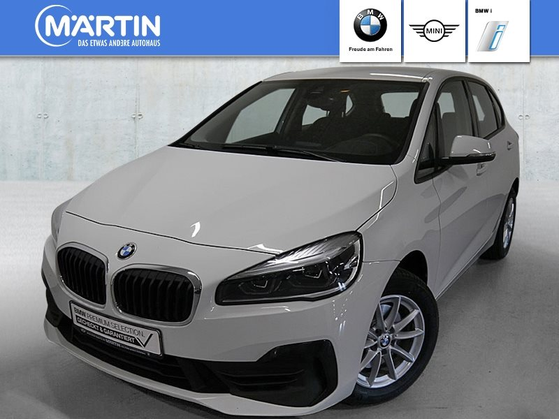 BMW 218d Active Tourer Advantage *LED*Navi*Tempomat*, Jahr 2018, Diesel