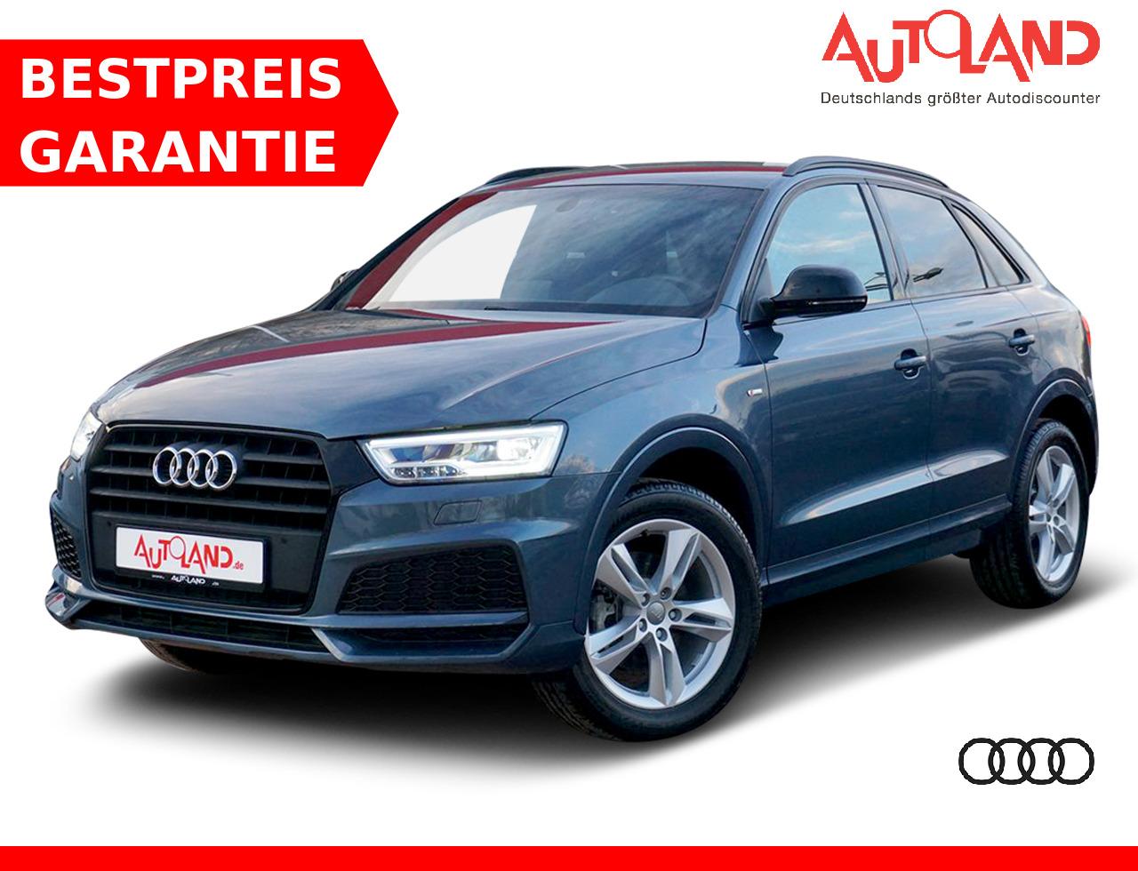 Audi Q3, Jahr 2018, Benzin