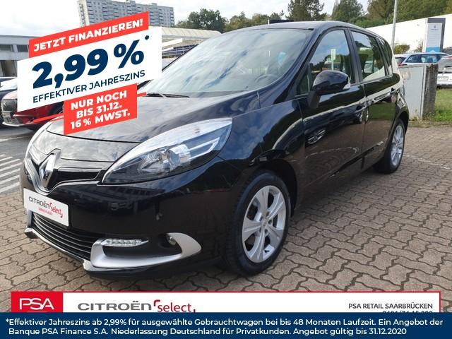 Renault Scenic Energy Paris 1,2lTCe115PS Navi|Family-Paket|, Jahr 2014, Benzin