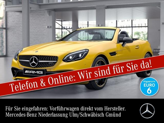 Mercedes-Benz SLC 43 AMG Cab., Jahr 2020, Benzin