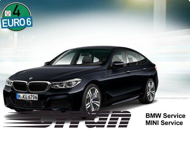 BMW 640i xDrive Gran Turismo M Sportpaket HUD Standh, Jahr 2018, Benzin