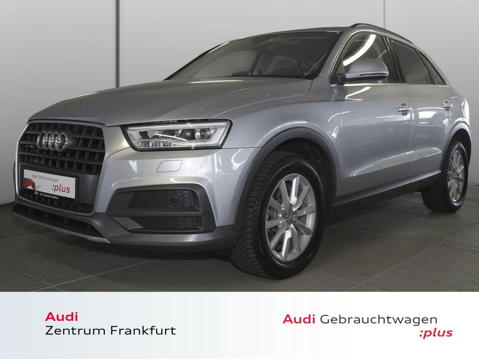 Audi Q3 2.0 TFSI quattro design S tronic LED Navi Tempomat, Jahr 2018, Benzin