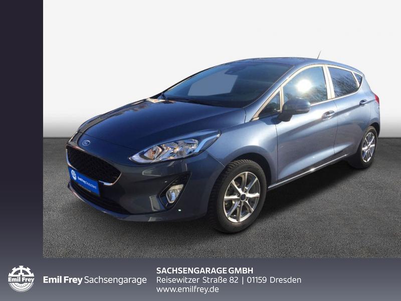 Ford Fiesta 1.1 COOL&CONNECT Navi Klimaaut. Allwettreifen, Jahr 2019, Benzin