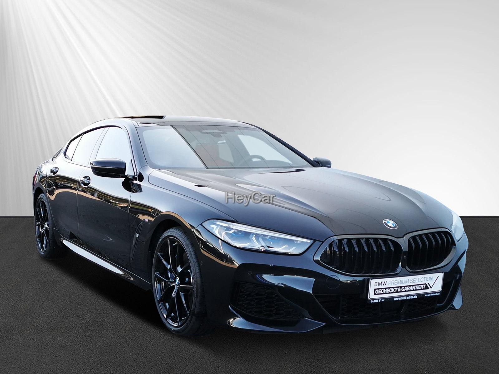 BMW 840i Gran Coupe M-Sport Leas. ab 899,- br.o.Anz., Jahr 2019, Benzin