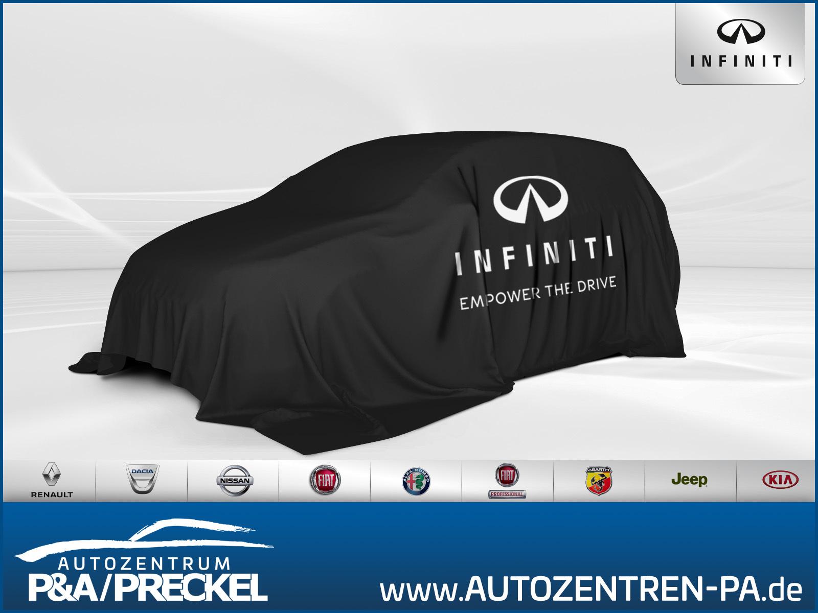Infiniti Q30 Sport City Black 2.2d DCT AWD / Glasdach, Jahr 2016, Diesel