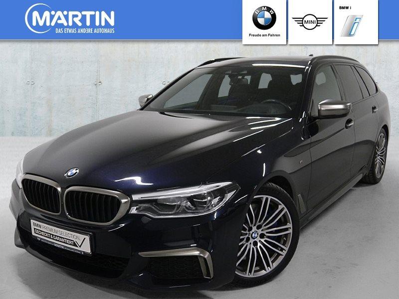 BMW M550d xDrive Touring *B&W*Head-Up*DAB*Pano.Dach*Navi.Prof*, Jahr 2017, Diesel