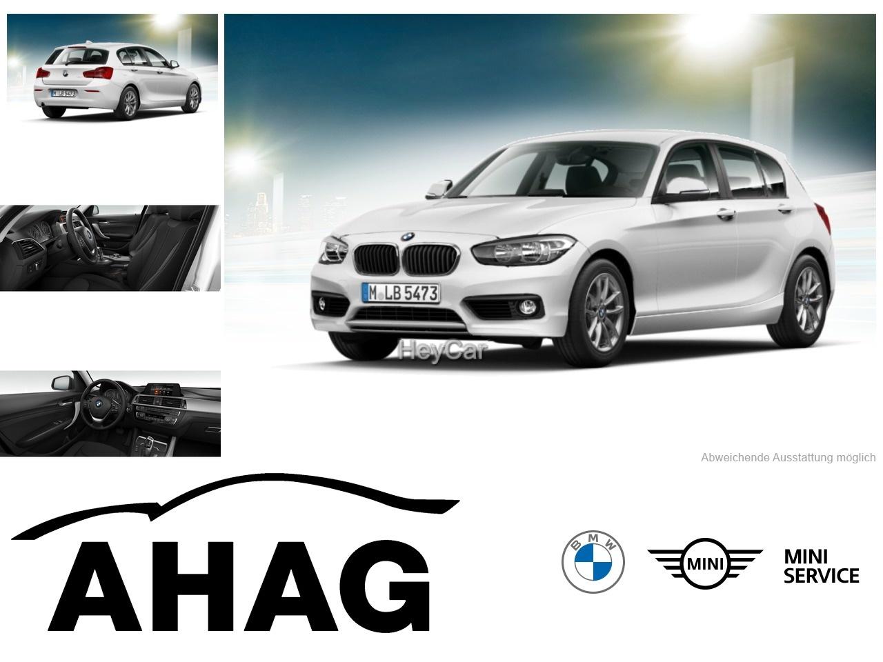 BMW 116d Advantage Aut. Navi Business Klimaaut. LM, Jahr 2018, Diesel