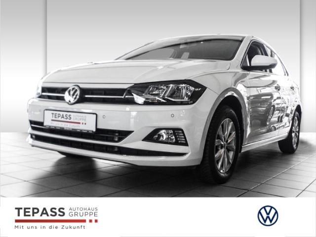 Volkswagen Polo 1.6 TDI Highline DSG KLIMA PDC SHZ BLUETOOTH, Jahr 2018, Diesel