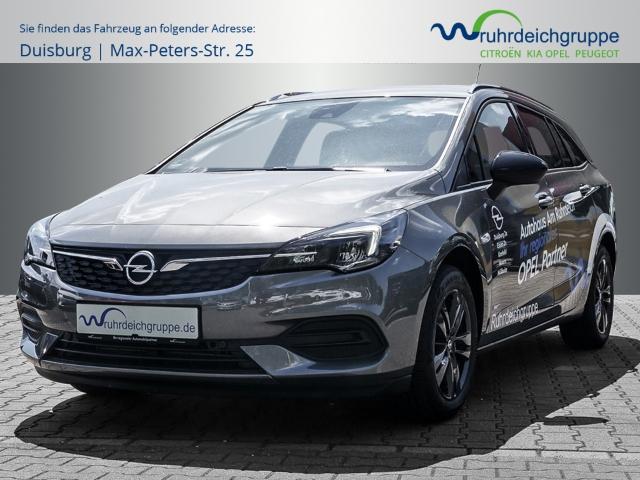Opel Astra K ST Design&Tech LED PDC v+h Rückfahrkamera Winterpaket, Jahr 2021, Benzin