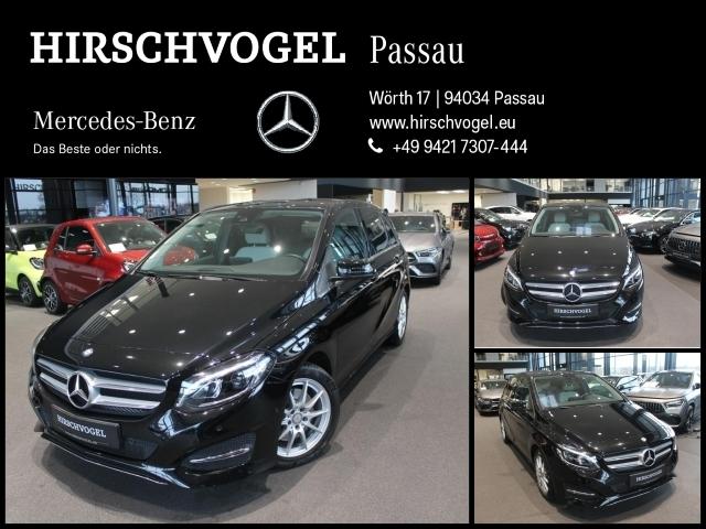 Mercedes-Benz B 250 Urban+Navi+LED+PDC+SHZ+Spur-Paket+7G-DCT, Jahr 2014, Benzin