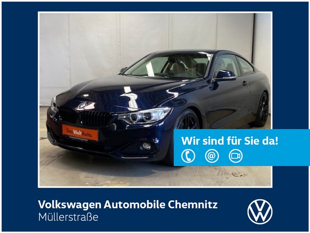 BMW 435i xDrive Sport-Line Navi Memory PDC Bi-Xenon, Jahr 2015, Benzin