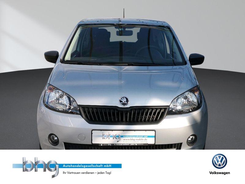 Skoda Citigo 1.0 MPI Cool Edition, Jahr 2015, Benzin
