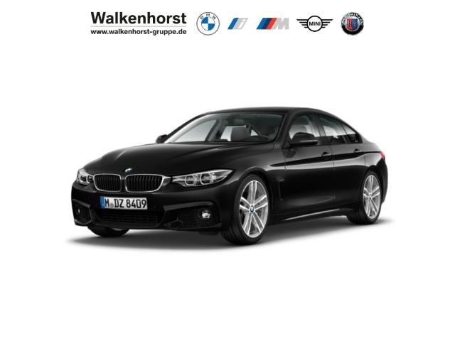 BMW 440 Gran Coupe i M Sportpaket Leder LED 19 Zoll Business Paket, Jahr 2018, Benzin