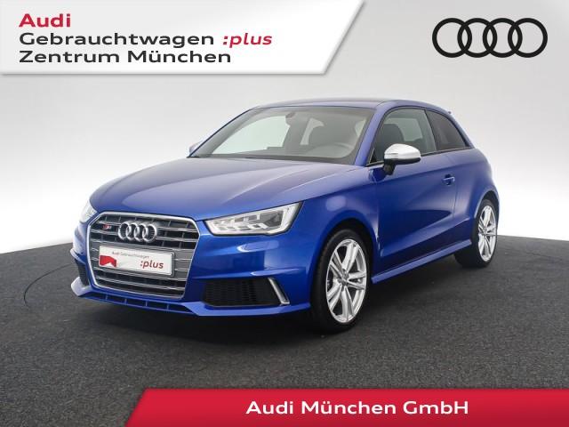 Audi S1 2.0 TFSI BOSE/Navi+/BOSE/PDC/SitzHzg, Jahr 2015, Benzin