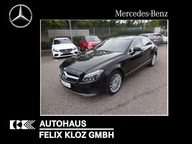 Mercedes-Benz CLS 350 d 4M COMAND MULTIBEAM MEMORY PDC SITZHEI, Jahr 2015, diesel